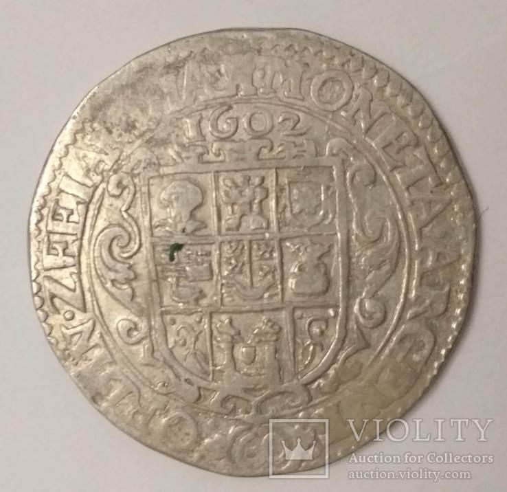 Арендсдаальдер (Зеландія) 1602г.
