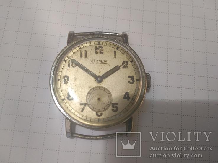 Швейцарские часы Silvana