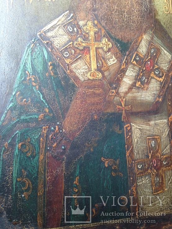 Икона Св.Феодосий Углиц.Чудотв., фото №4