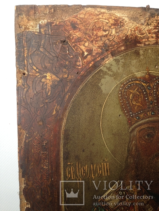 Икона Св.Феодосий Углиц.Чудотв., фото №6