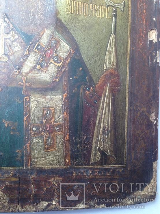 Икона Св.Феодосий Углиц.Чудотв., фото №8