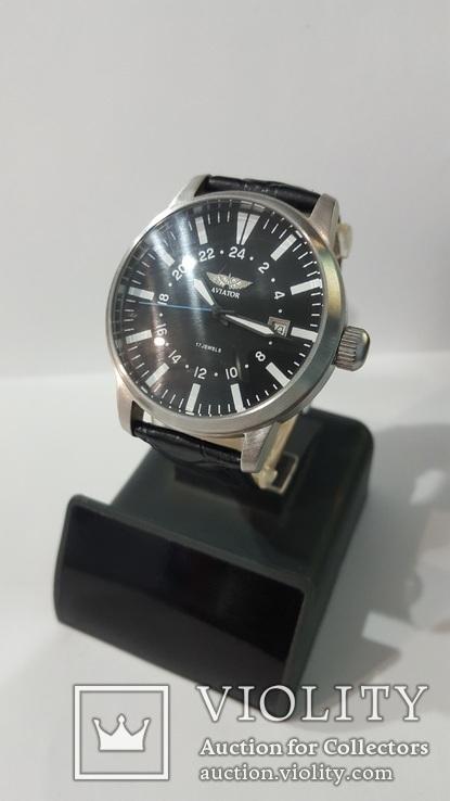 Часы Aviator с механизмом полет