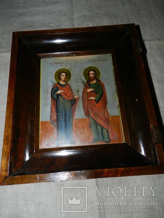 Святой Флор и Святой Лавр