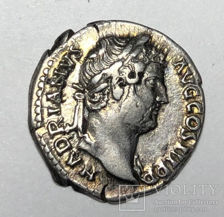 Адриан 117-138