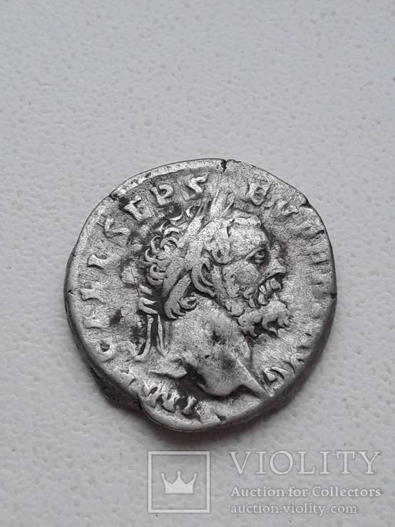 Септимий Север.Монетный двор Александрия.