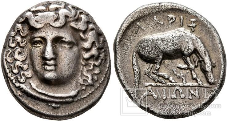 Larissa  356-342 г. до н.е