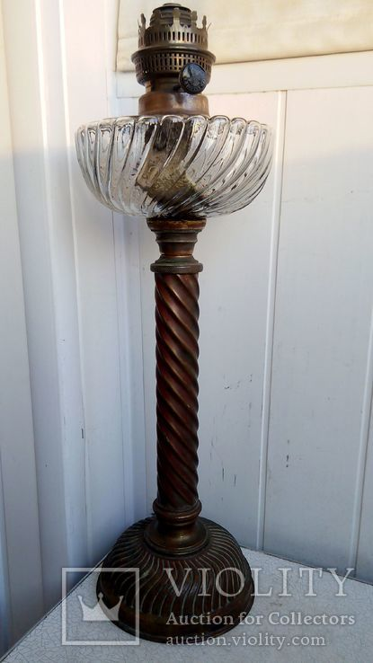 Керосиновая лампа Schwintzer Brenner