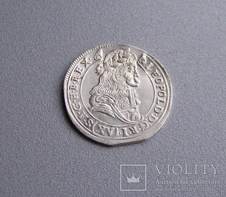 15 Крейцерів 1685р.