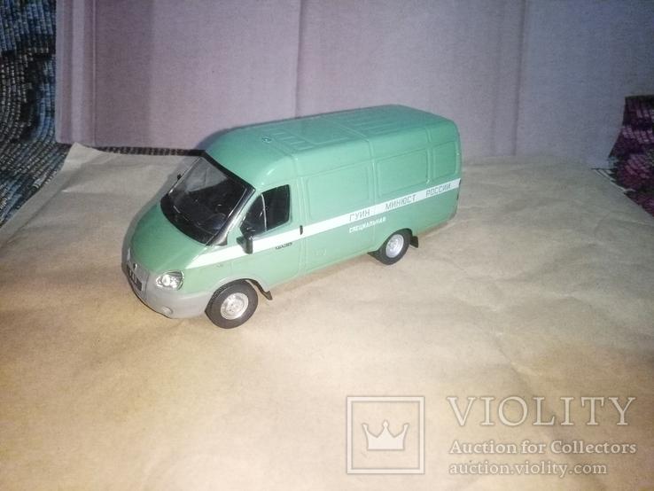 Автомобиль на службе «ГАЗель» ФСИН.Лот №5., фото №3