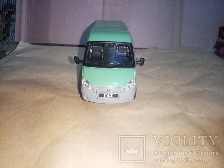 Автомобиль на службе «ГАЗель» ФСИН.Лот №5.