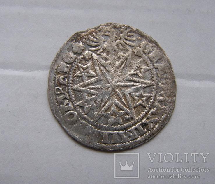Батцен 1516 р. місто Існи