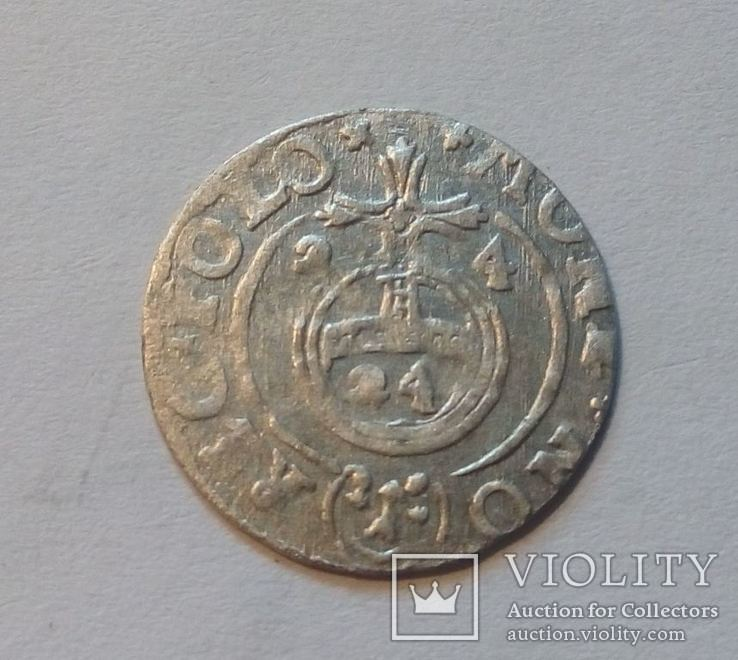 Полторак. 1624 год.