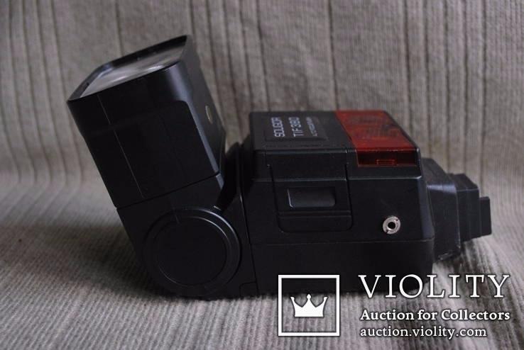 Фотовспышка Soligor tif 380 avtofocus для Sony, фото №4