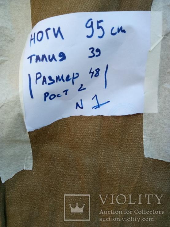 Галифе Новые 48-2размер, фото №4
