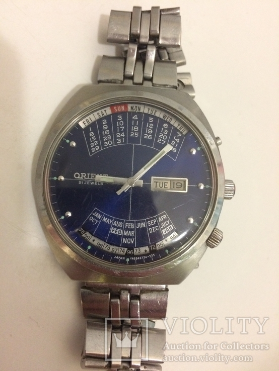 Наручные часы Orient 21 jewels Y469672-4A