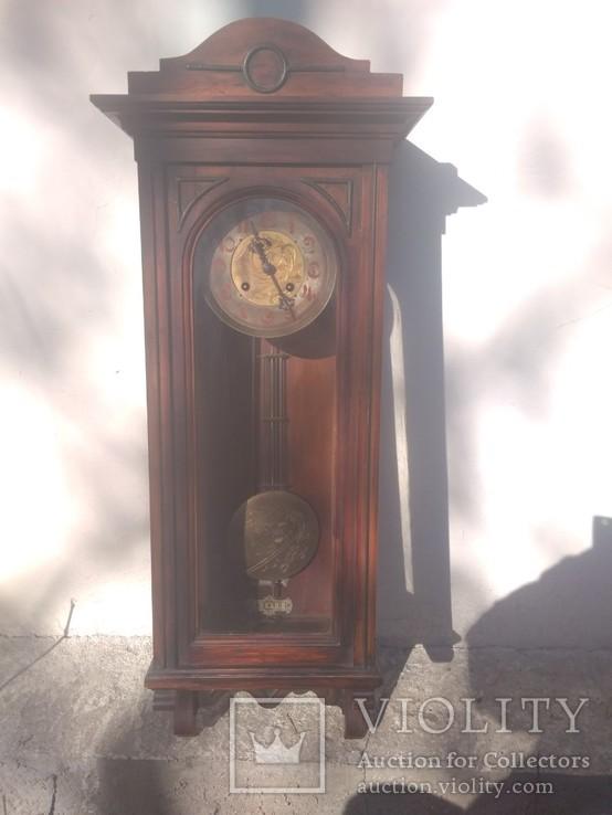 Австрийские часы Johann Franke 1910-x годов.