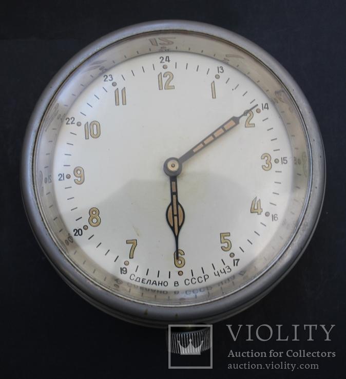 Корабельные часы СССР ЧЧЗ 1963г.