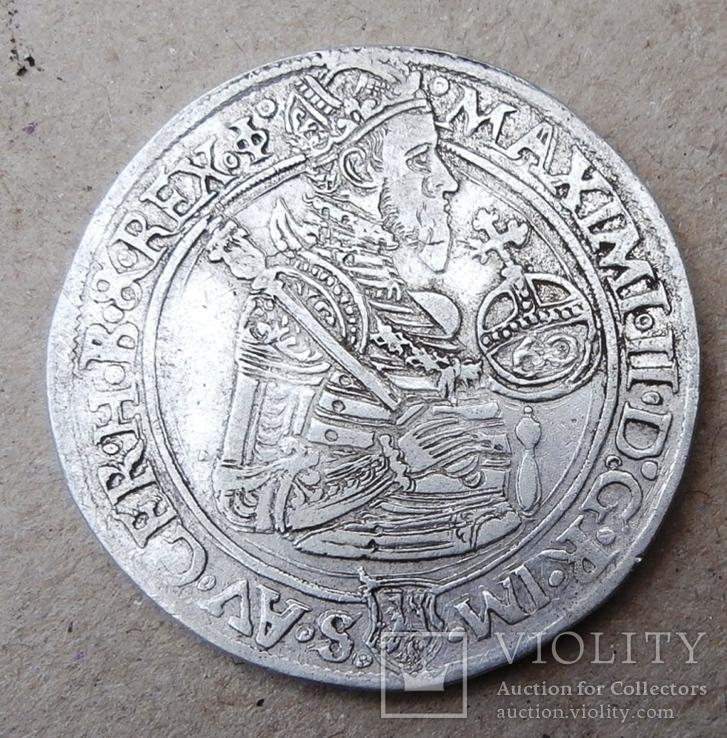 Гульденталер 1570 рік