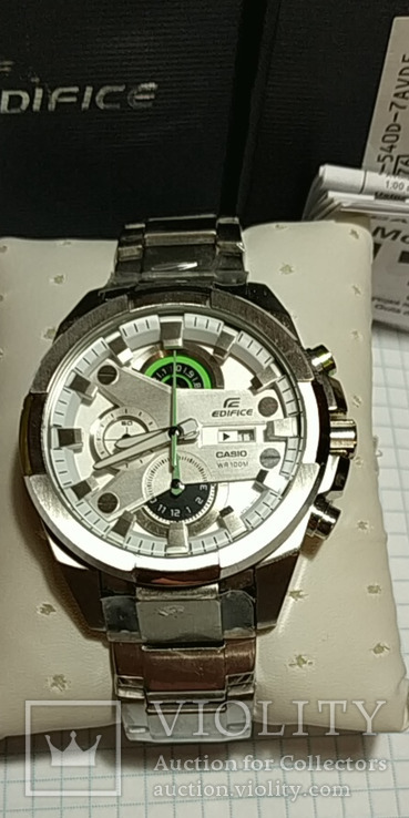 CASIO EDIFICE 100м