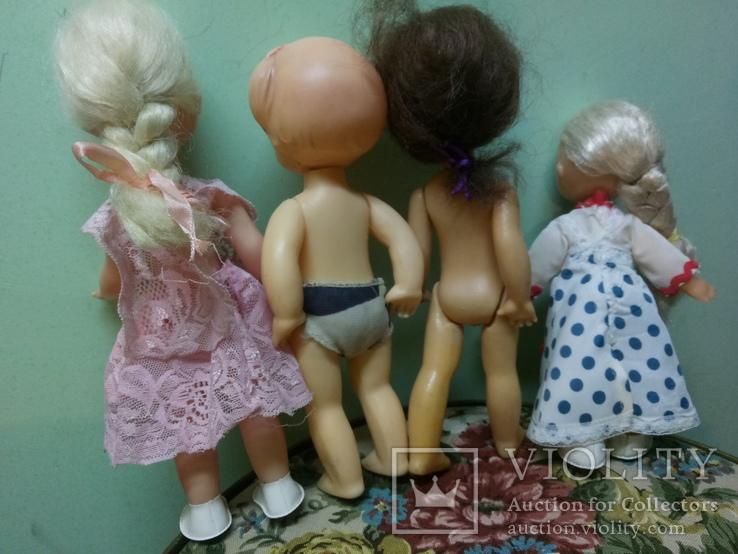 Лот Кукол ссср с вставными глазами, фото №4