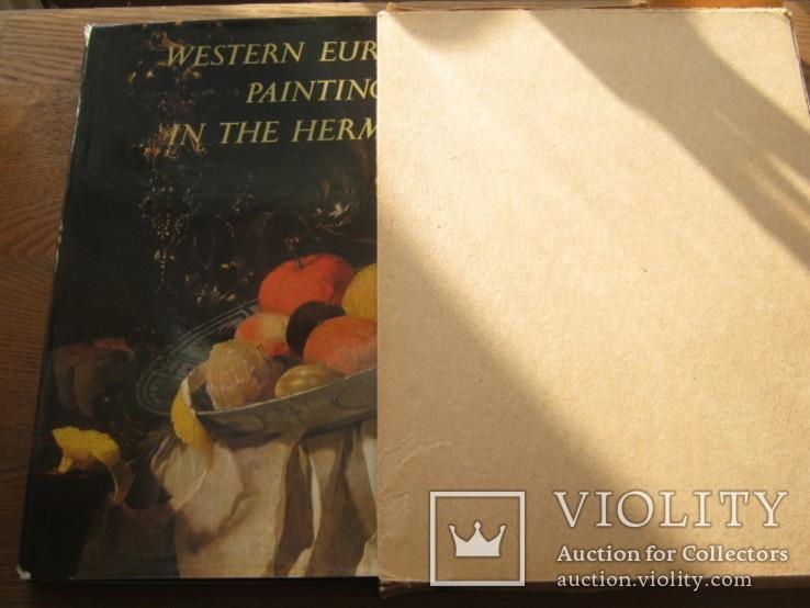 Западноевропейская  живопись в Эрмитаже, фото №2