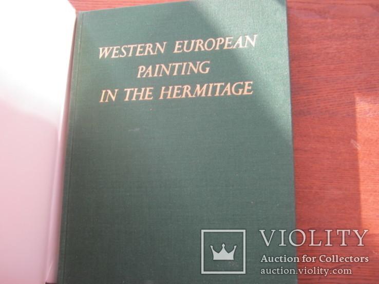 Западноевропейская  живопись в Эрмитаже, фото №4
