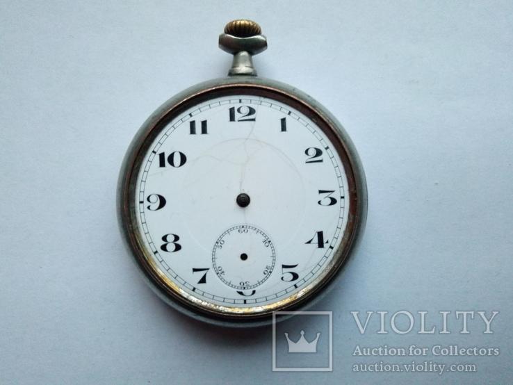 Часы карманные Junghans. Ю.Ж.Д № 835.