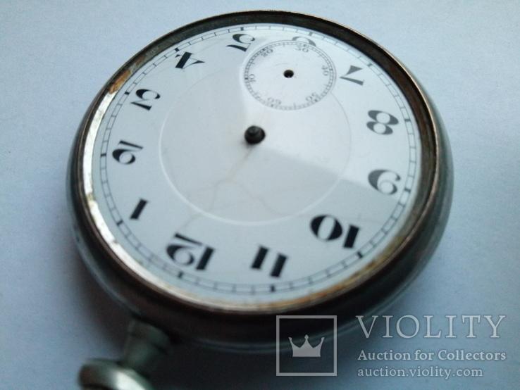 Часы карманные Junghans. Ю.Ж.Д № 835., фото №5