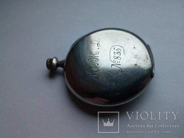 Часы карманные Junghans. Ю.Ж.Д № 835., фото №8