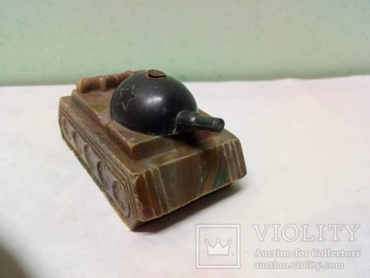 Старый танк, фото №6