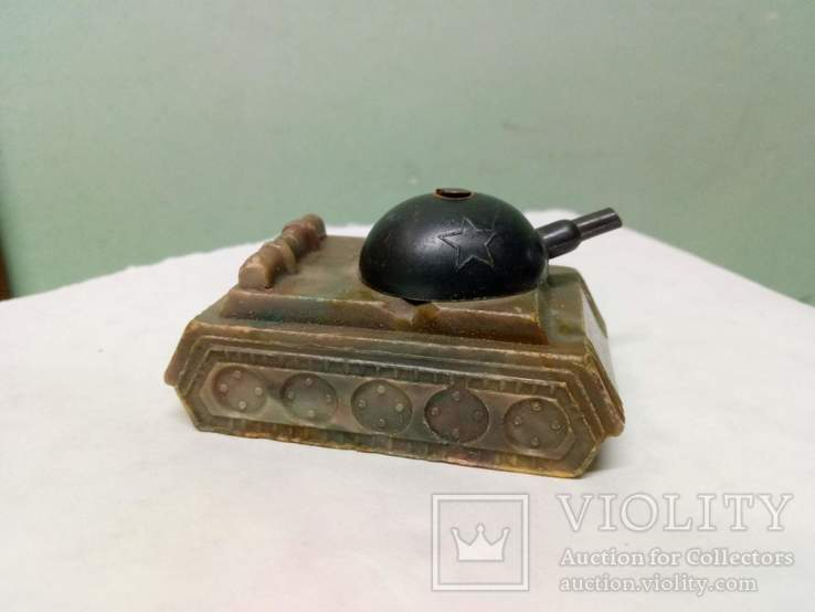 Старый танк, фото №9