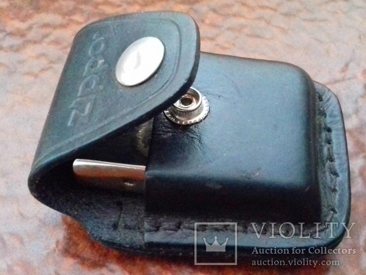 """Зажигалка """"Zippo"""" с чехлом., фото №11"""