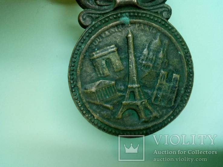 Две открывачки Наполеон (медь и бронза), фото №6