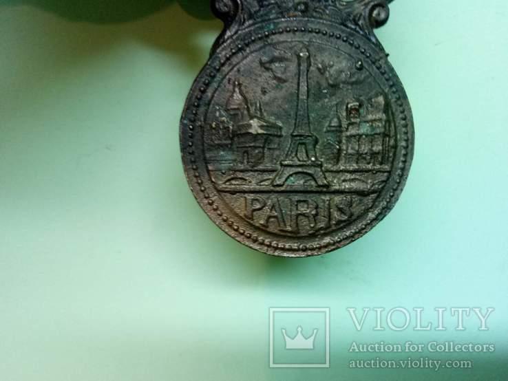 Две открывачки Наполеон (медь и бронза), фото №8
