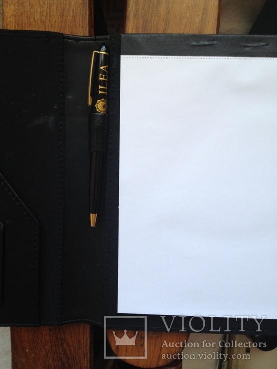 Блокнот папка тетрадь Международная полицейская академия США Будапешт, фото №7