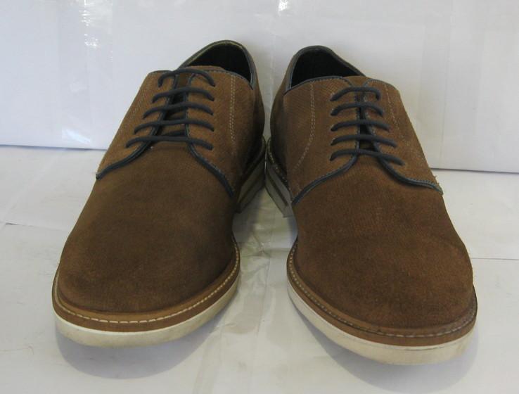 Кожаные туфли Steve Madden 41 р.