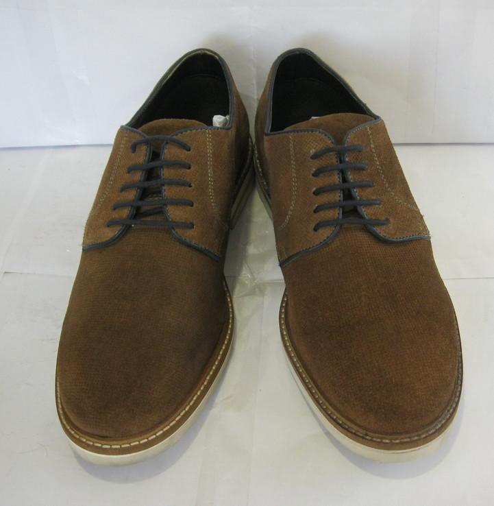 Кожаные туфли Steve Madden 41 р., фото №4