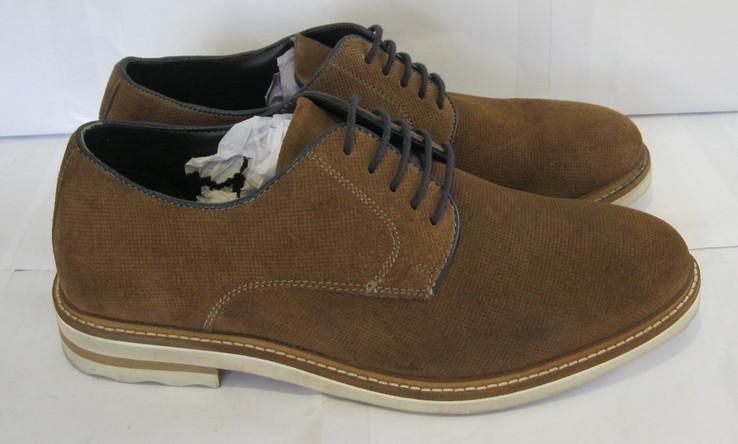 Кожаные туфли Steve Madden 41 р., фото №5