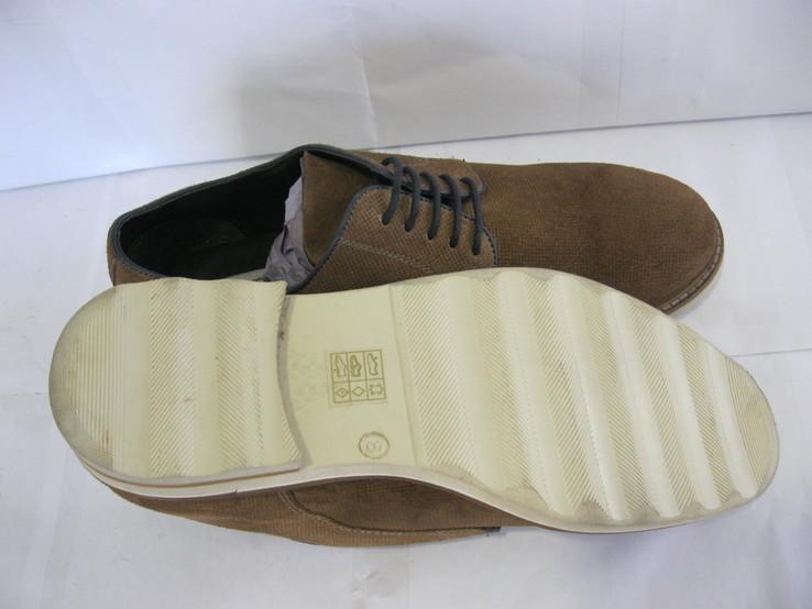 Кожаные туфли Steve Madden 41 р., фото №8