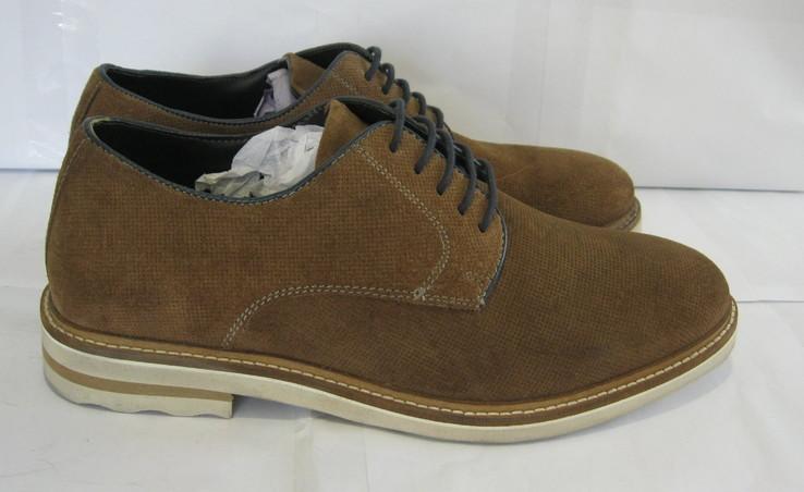 Кожаные туфли Steve Madden 41 р., фото №9
