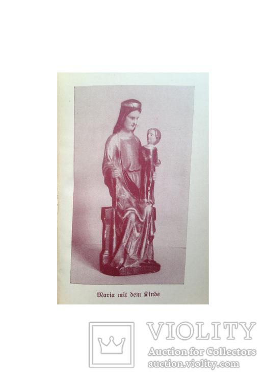 Библия молитвенник Das Sarner Jesuskind 1940, фото №8