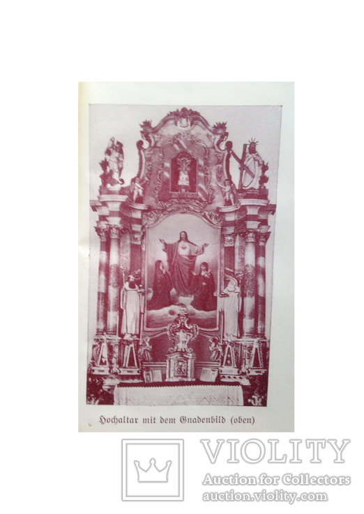 Библия молитвенник Das Sarner Jesuskind 1940, фото №10