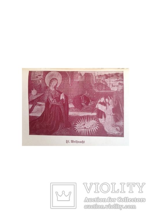Библия молитвенник Das Sarner Jesuskind 1940, фото №12