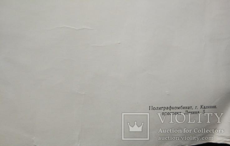 """Школьный плакат """"Шевченко Т.Г"""", 59*45,5см, фото №5"""