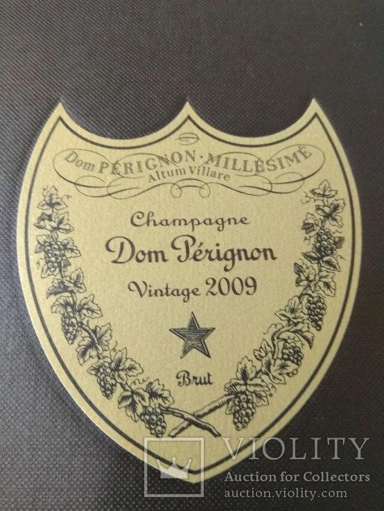 Шампанское Dom Peringon, 2009, фото №3
