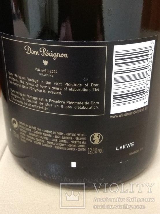Шампанское Dom Peringon, 2009, фото №7