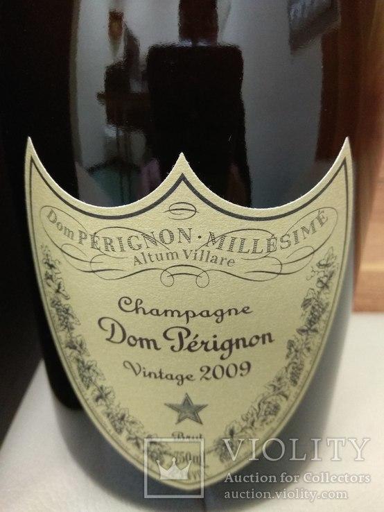 Шампанское Dom Peringon, 2009, фото №11
