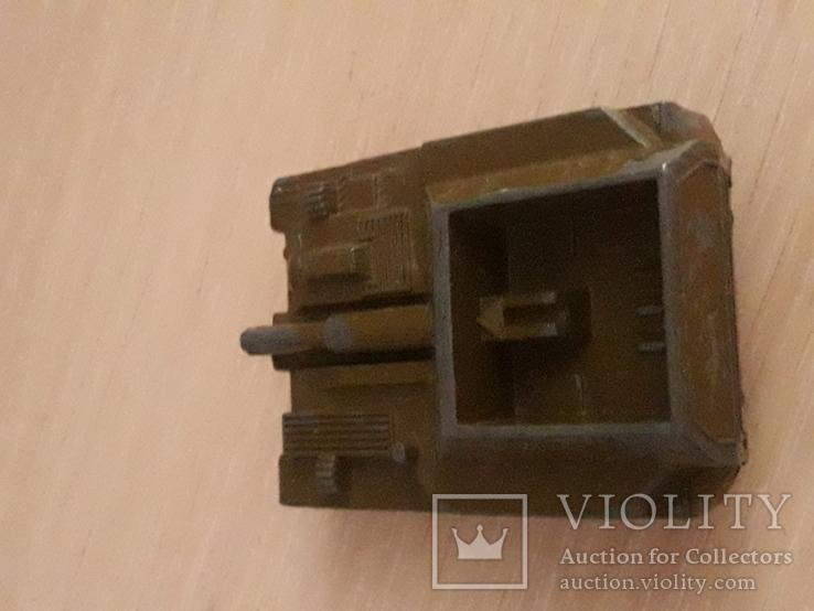 Модель СССР САУ Самоходная артиллерийская установка ТПЗ 3Є, фото №4