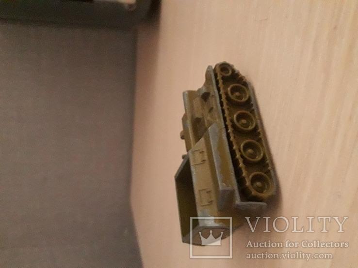 Модель СССР САУ Самоходная артиллерийская установка ТПЗ 3Є, фото №5