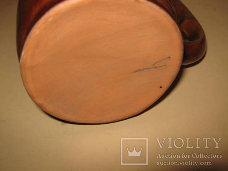 Керамическая пивная кружка, фото №5